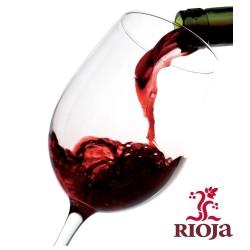 Botella de Vino Tinto Joven Rioja  Solar de Carravieso