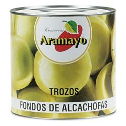 Fondos de Alcachofas 3Kg