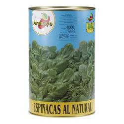 Espinacas 3Kg