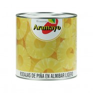 Piña en Almíbar 1Kg