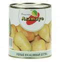 Pera en Almíbar 1Kg