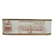 Espárrago de Navarra Extra grueso 6/8 Frutos Lata 1/2kl