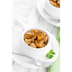 Hongos Fritos en Aceite de Oliva Tarro 212Ml
