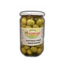 Aceituna Verde sabor Anchoa