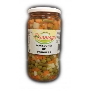 Macedonia de Verdura Frasco 1Kg