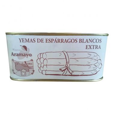 Yemas Espárrago Extra Gruesas Lata 1Kg