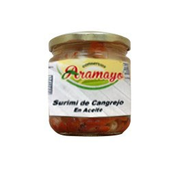 Ensalada de Cangrejo Tarro 250Gr