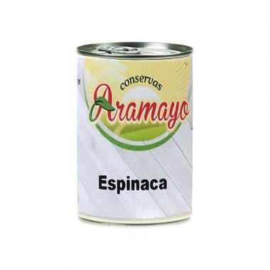 Espinaca Lata 1/2Kg