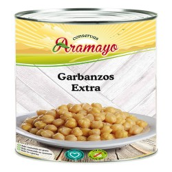 Garbanzos 3 kilos