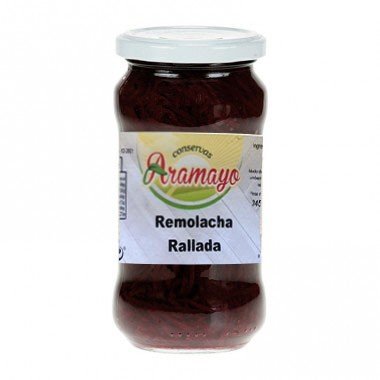 Remolacha Rallada Frasco S-314
