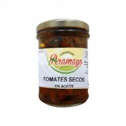 Tomate deshidratado con Aceite y Especias