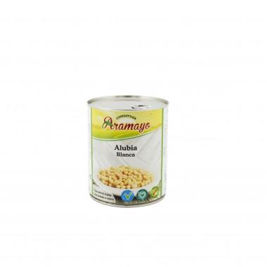 Alubia blanca Pea Beans Lata 1 kilo