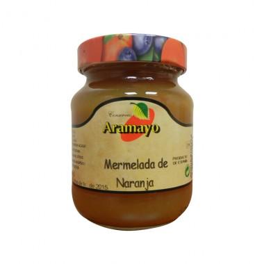 Mermelada de Naranja Amarga Frasco A-314
