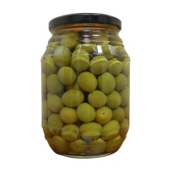 Aceituna Verde sabor Manzanilla Barrilito 1.5 Kg
