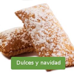 Dulces y Navidad